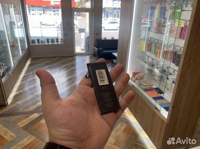 Акб iPhone 8 с установкой 89002501001 купить 1