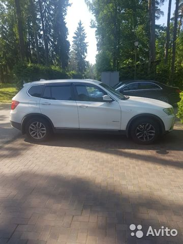BMW X3, 2014 89062441204 купить 4