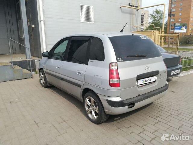 Hyundai Matrix, 2006 buy 2