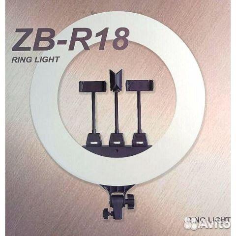 Кольцевая лампа купить 1