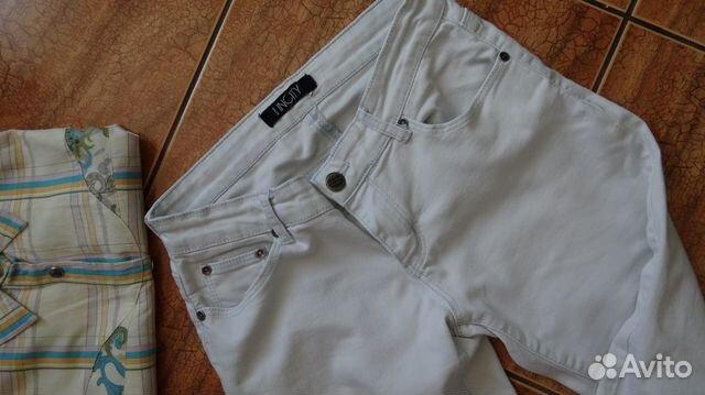Фирменные рубашка и джинсы  89009302034 купить 4