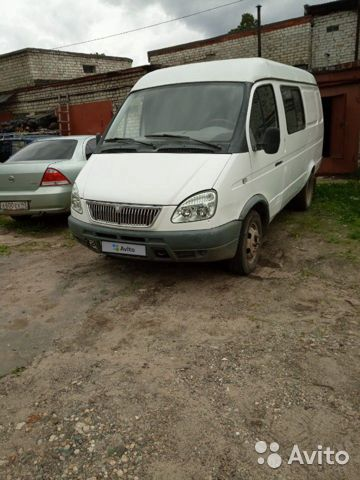 ГАЗ ГАЗель 2705, 2004 купить 1