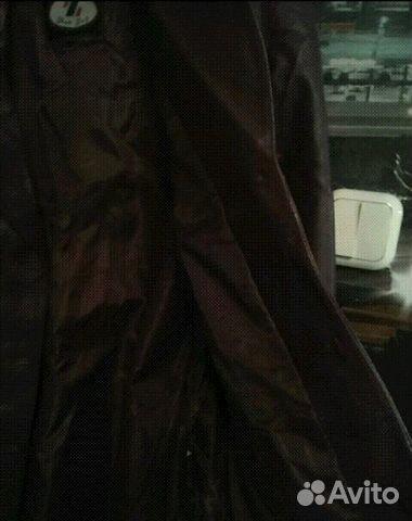 Куртка кожаная пиджак.цвет бордо.б/у.в отличном со