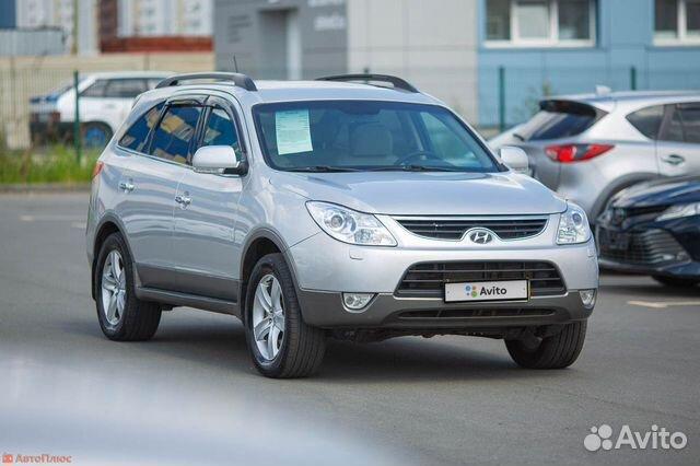 Hyundai ix55, 2011 купить 3