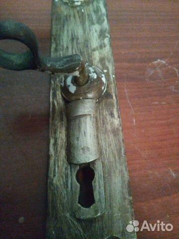 Ручка дверная старинная царская  89281270715 купить 2