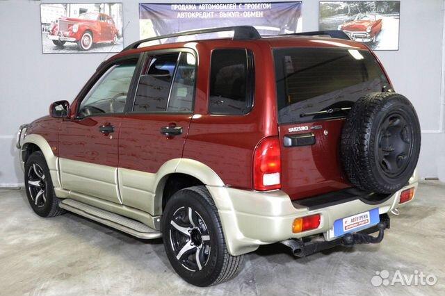 Suzuki Grand Vitara, 2001  89586166269 купить 3