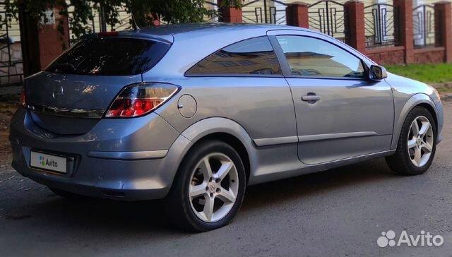 Opel Astra GTC, 2007  89625337853 купить 5
