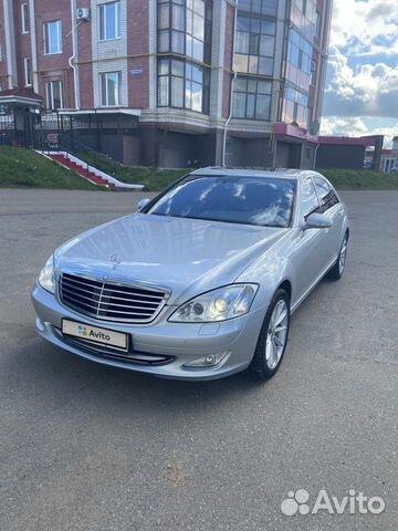 Mercedes-Benz S-класс, 2006  89587239519 купить 1