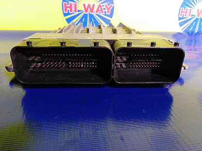 Блок управления двс Bmw 325I E90 N52B25AF