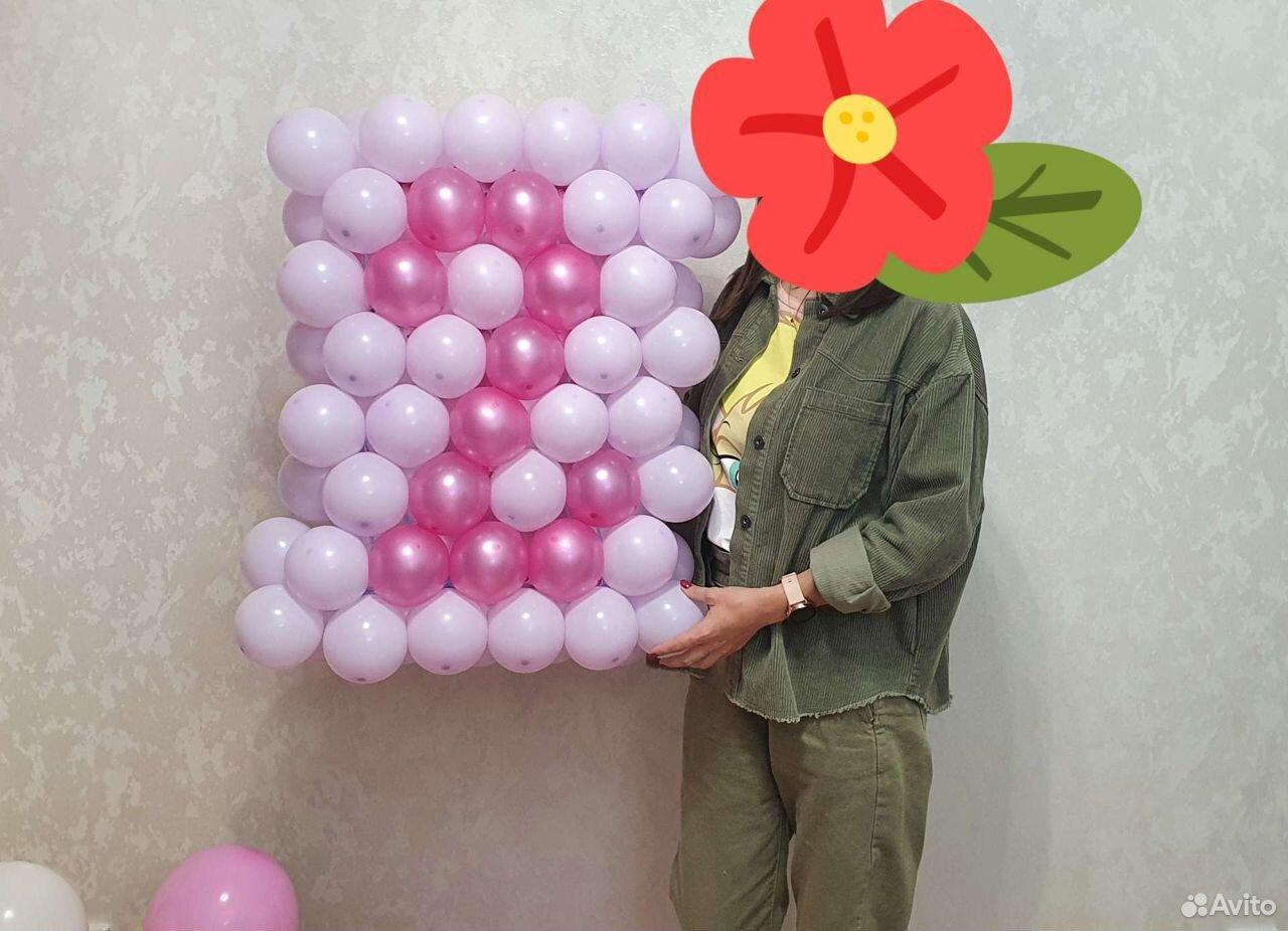 Композиция из шаров на двухлетие  89602382856 купить 2