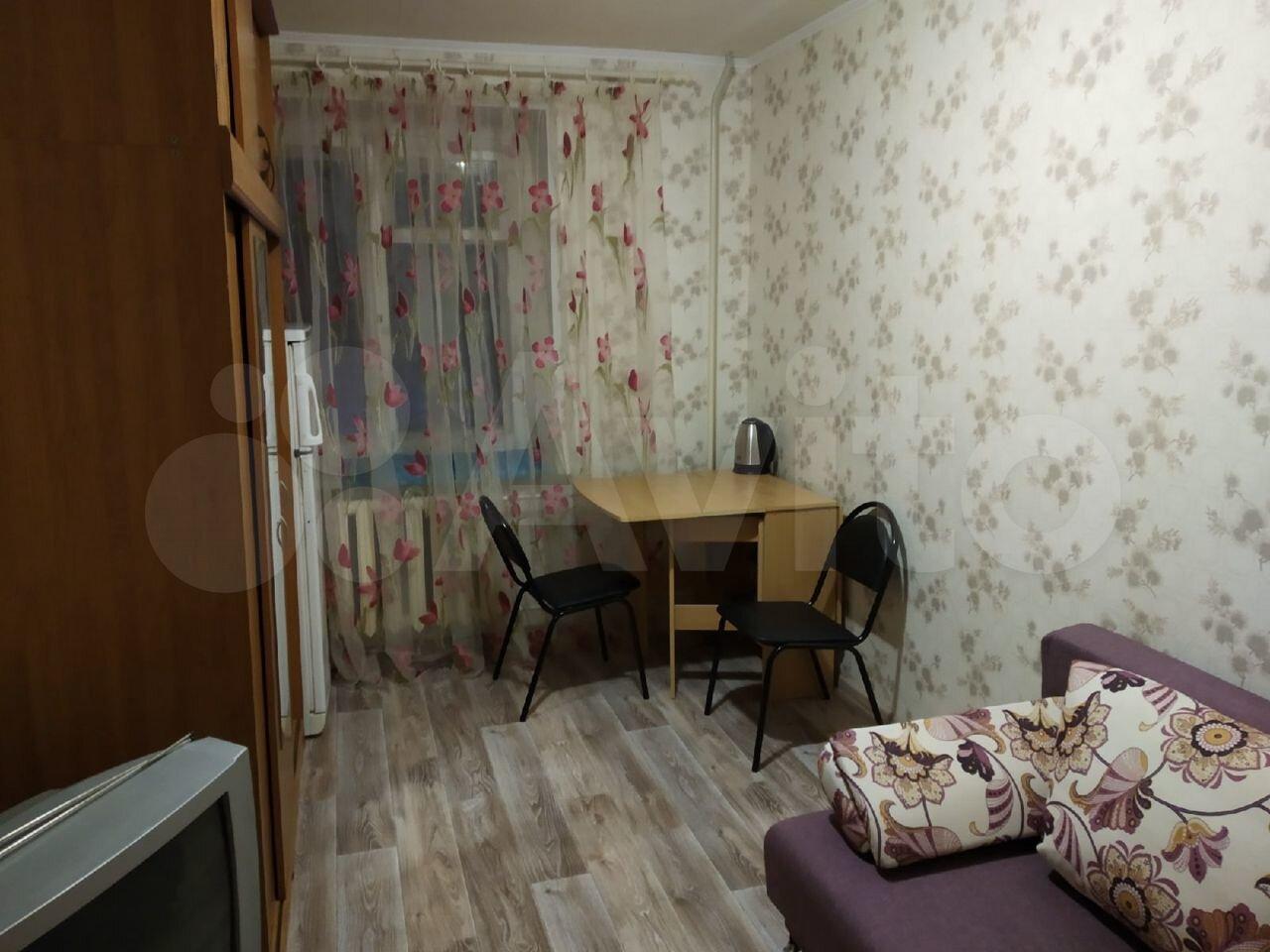 Комната 12 м² в 4-к, 4/5 эт.