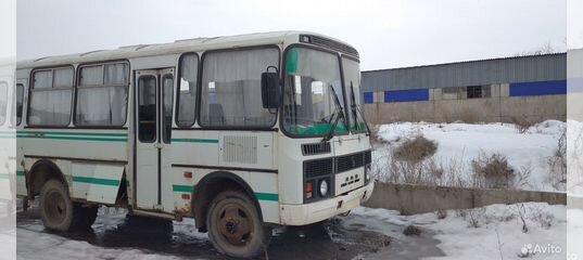 Автобус паз 3206-110 вездеход