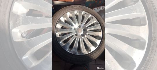 Диски Форд r17 5x108