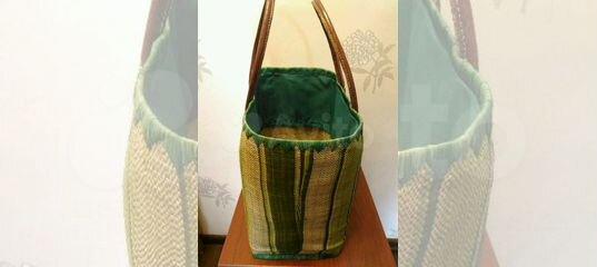 Пляжная сумка(плетеная,соломенная) купить в Москве на Avito — Объявления на  сайте Авито e9857f2a59a