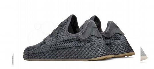 265b51e9 Adidas Deerupt Runner (Black) купить в Москве на Avito — Объявления на  сайте Авито