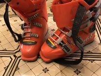 Ботинки от горных лыж 38-39 размера
