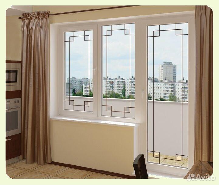 Балконный блок/ Окна пластиковые  89510779674 купить 10