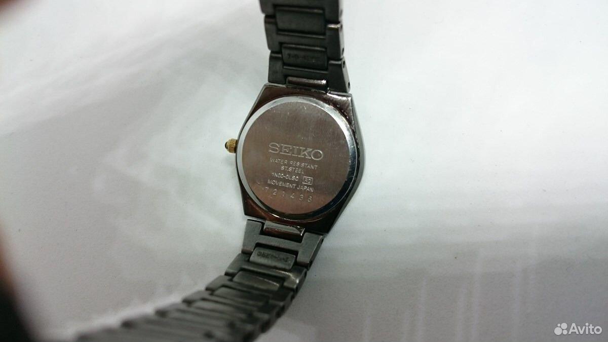 Женские наручные часы Seiko 1N00-0LS0 R2  89525003388 купить 3