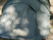 Палатка quechua 2 seconds (темно зеленая) 2-х мест