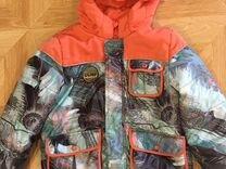 Куртка и штаны осенние на мальчика