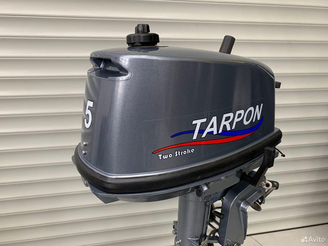Лодочный мотор Tarpon T 5 S новый