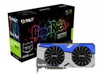Palit 1070 GameRock premium 8.0 GB OC Enthusiast
