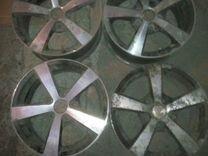Литые диски R15, 5х108