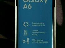 SAMSUNG Galaxy A6.2018.Новый