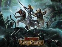 Игра на пк Властелин Колец: Война на севере
