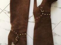Сапоги Valentino оригинал — Одежда, обувь, аксессуары в Новосибирске