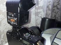 Фотоаппарат Yashica 109MP + MC35-70m + CS-240 auto