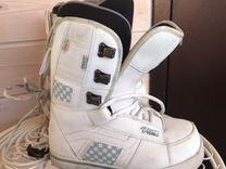 Сноуборд Head с креплениями и ботинками Vanz