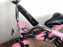 Детский велосипед (новый)