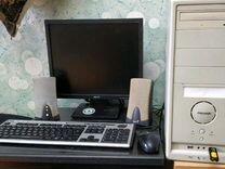 Компьютер пк полный комплект идеал