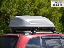 Автобокс Turino Compact 360л