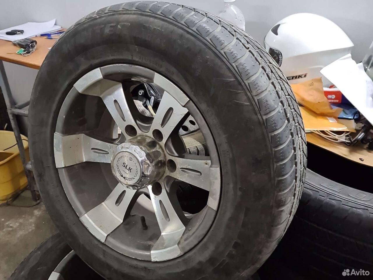 Продам комплект колес  89142072165 купить 1
