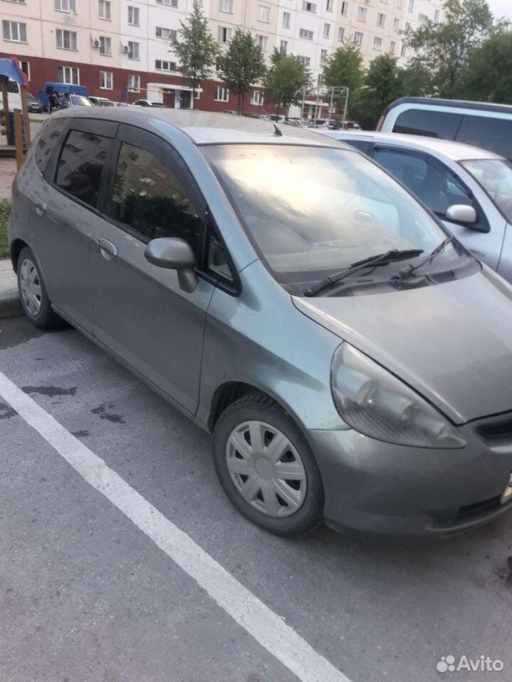 Honda Fit, 2003  89014673626 купить 1