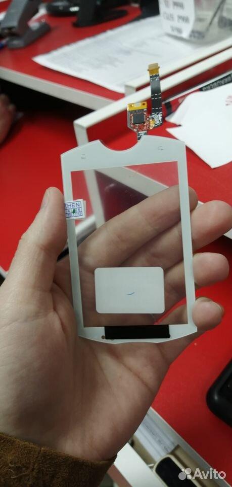 89003081353  Touch Sony Ericsson WT19i (белый) Xperia