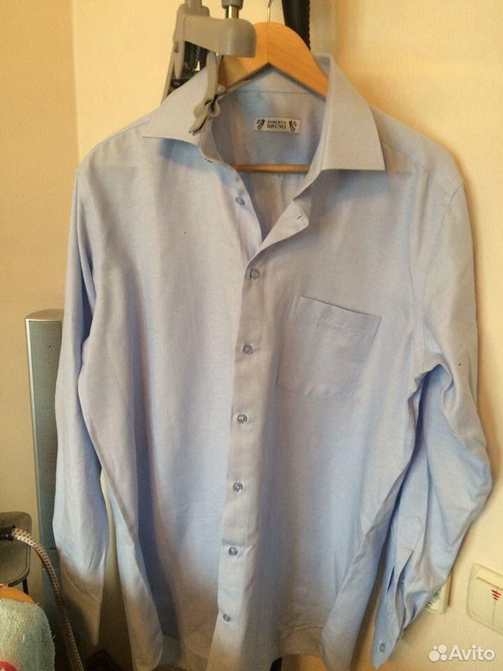 Рубашка мужская с длинным рукавом  89137839188 купить 2