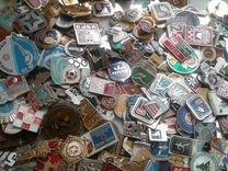 Продам 1000 шт. отличных, супер значков — Коллекционирование в Челябинске