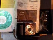 Компактный фотоаппарат Panasonic Lumix DMC-LZ8