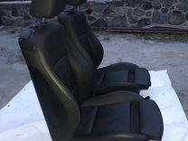 Передние сиденья бмв Е92 спортсиды — Запчасти и аксессуары в Белгороде
