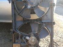 Вентилятор охлаждения Митсубиси Лансер 9 — Запчасти и аксессуары в Волгограде