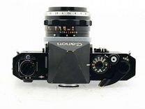 Фотоаппарат пленочный Canon F-1 (bay. FD)