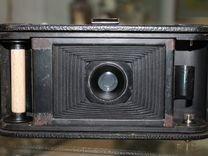 Фотоаппарат-гармошка старая Германия. Рабочая