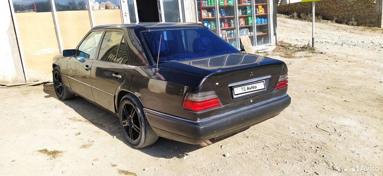 Mercedes-Benz W124, 1993  89674089777 купить 3