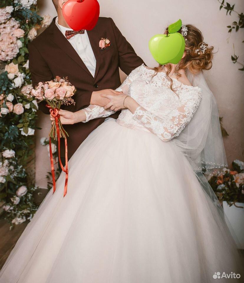 Свадебное платье  89815067629 купить 3