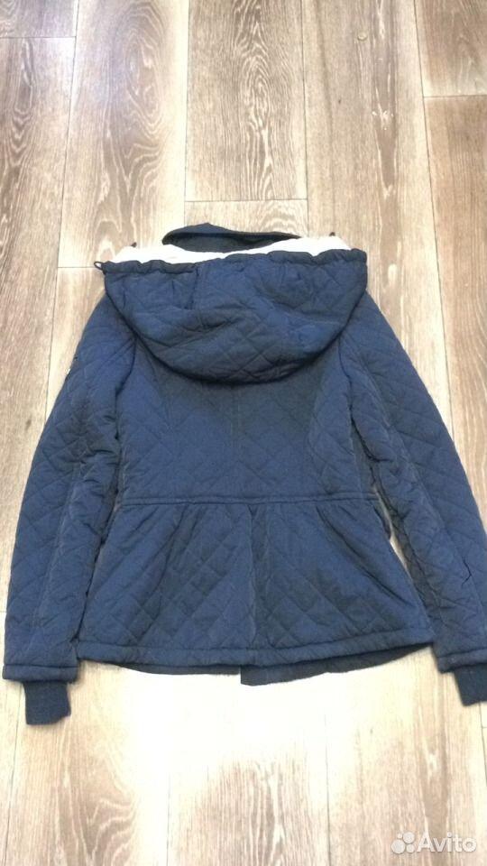 Куртка демисезонная для девочки Orby 152