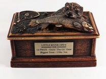 Шкатулка рыбацкая (приз за 1 место)