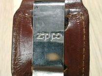 Чехол для Zippo кожа Usa